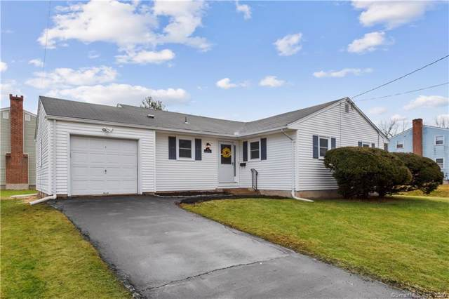21 Rosewood Drive, Newington, CT 06111 (MLS #170266158) :: Hergenrother Realty Group Connecticut