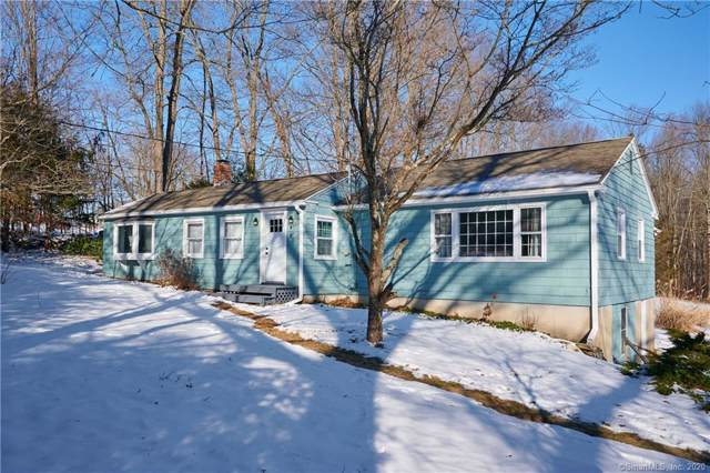 154 Huntington Road, Scotland, CT 06264 (MLS #170266190) :: Anytime Realty