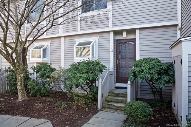 13 Strathmore Lane #13, Norwalk, CT 06851 (MLS #170266205) :: Kendall Group Real Estate | Keller Williams