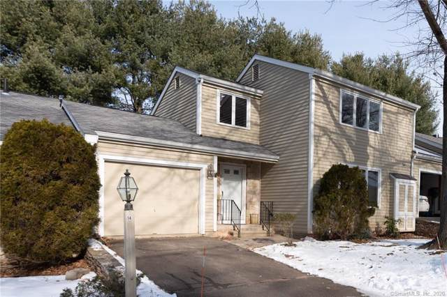 263 Carriage Drive #263, Southington, CT 06489 (MLS #170266250) :: Kendall Group Real Estate | Keller Williams