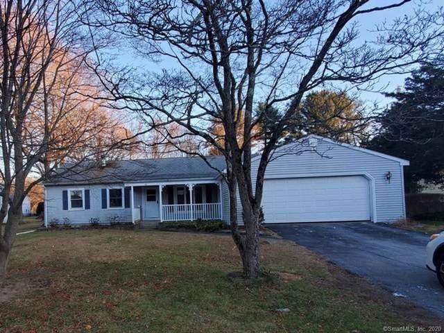 60 Cedar Lane, Bozrah, CT 06334 (MLS #170266375) :: Spectrum Real Estate Consultants