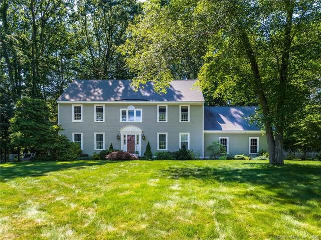 13 Worden Circle, Cheshire, CT 06410 (MLS #170266502) :: Carbutti & Co Realtors
