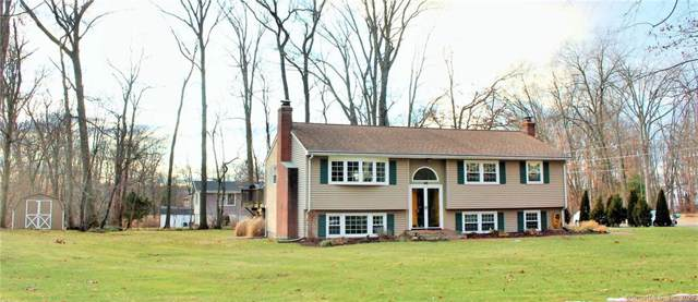 45 Eleanor Street, Vernon, CT 06066 (MLS #170266505) :: The Higgins Group - The CT Home Finder