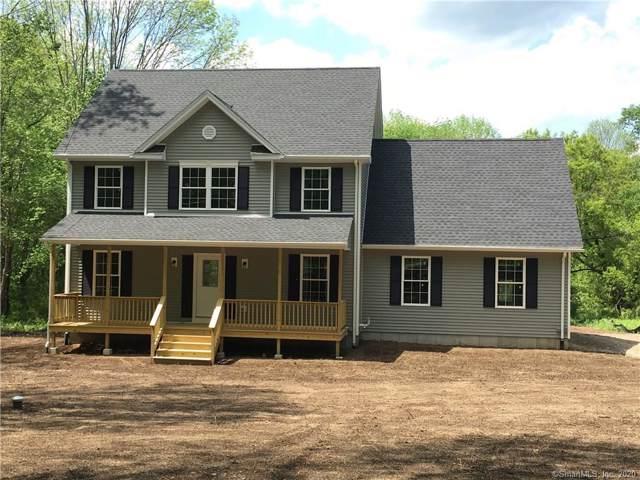 110 Birch Mountain Road, Bolton, CT 06043 (MLS #170266567) :: Michael & Associates Premium Properties | MAPP TEAM
