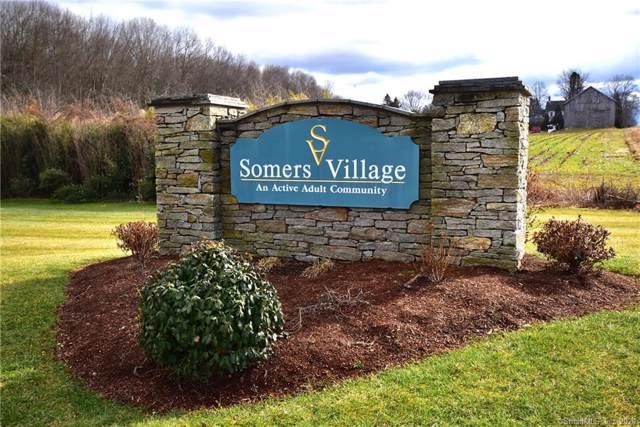 16 Tanglewood Drive #16, Somers, CT 06071 (MLS #170266572) :: Michael & Associates Premium Properties | MAPP TEAM