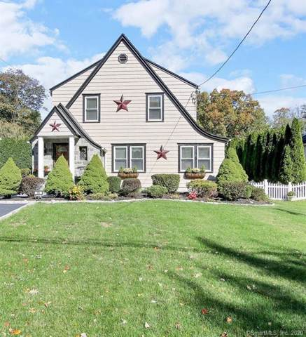 315 Church Hill Road, Trumbull, CT 06611 (MLS #170266614) :: Spectrum Real Estate Consultants