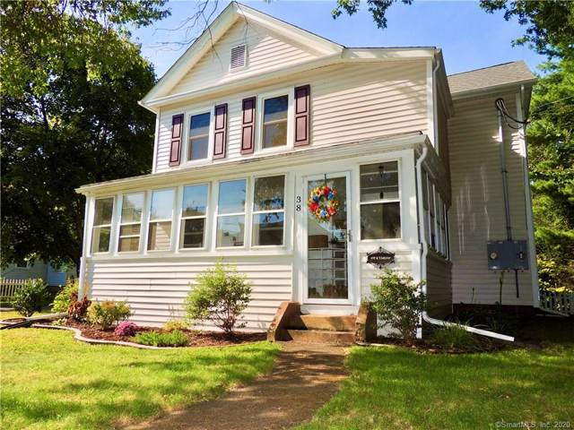 38 Church Street, East Windsor, CT 06016 (MLS #170266667) :: The Higgins Group - The CT Home Finder