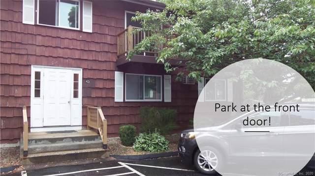 43 George Avenue D, Groton, CT 06340 (MLS #170266762) :: Spectrum Real Estate Consultants