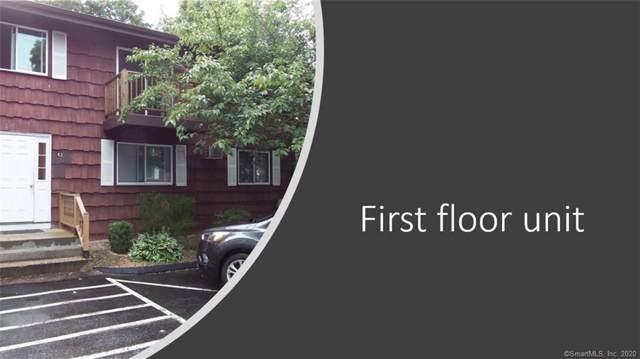 43 George Avenue B, Groton, CT 06340 (MLS #170266764) :: Spectrum Real Estate Consultants