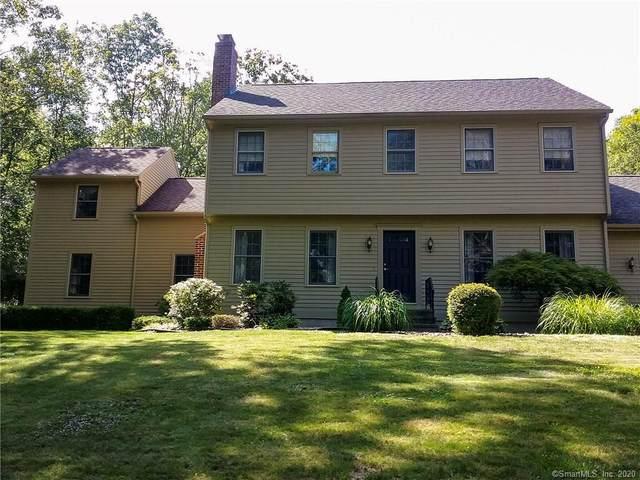 19 Boulder Lane, Mansfield, CT 06250 (MLS #170266850) :: Michael & Associates Premium Properties | MAPP TEAM