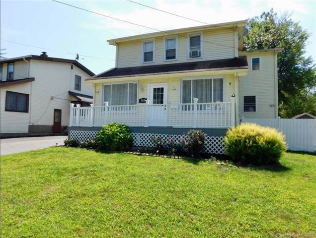 303 Nott Street, Wethersfield, CT 06109 (MLS #170266851) :: Spectrum Real Estate Consultants