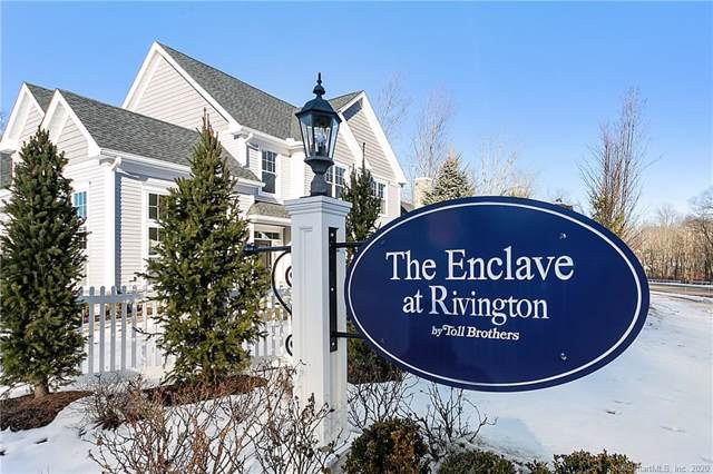 18 Enclave Drive #18, Danbury, CT 06810 (MLS #170266861) :: Coldwell Banker Premiere Realtors