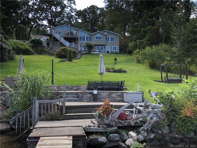 14 Lillinonah Drive, Brookfield, CT 06804 (MLS #170266906) :: The Higgins Group - The CT Home Finder