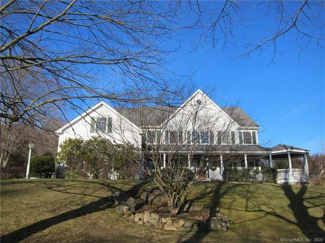 21 Powdermaker Drive, Ridgefield, CT 06877 (MLS #170266925) :: The Higgins Group - The CT Home Finder