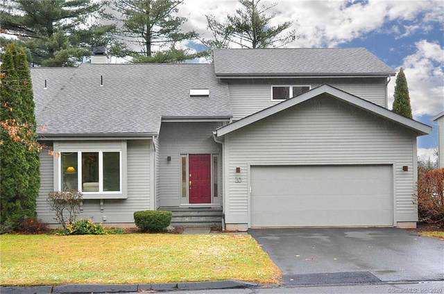 10 Gatewood #10, Avon, CT 06001 (MLS #170266941) :: The Higgins Group - The CT Home Finder