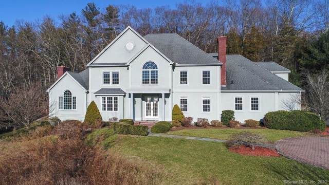 44 Nettleton Drive, Woodbridge, CT 06525 (MLS #170267059) :: Carbutti & Co Realtors