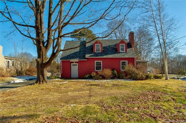 1106 Flanders Road, Groton, CT 06355 (MLS #170267120) :: Anytime Realty