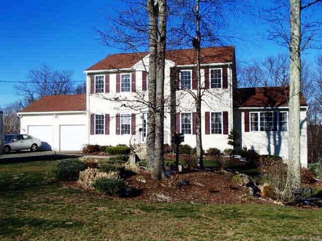 5 Old Colony Circle Circle, Wolcott, CT 06716 (MLS #170267184) :: Mark Boyland Real Estate Team