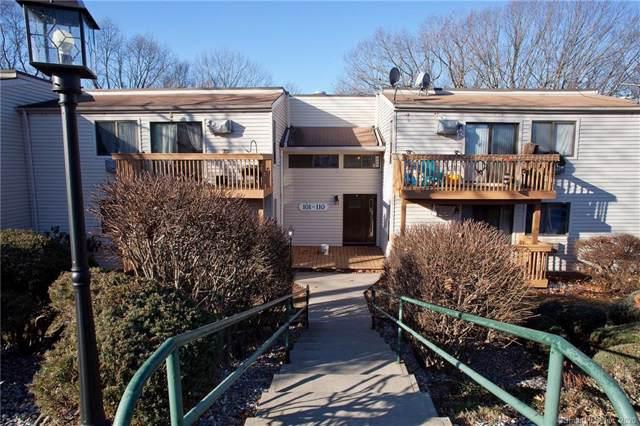 105 Woodland Drive #105, Cromwell, CT 06416 (MLS #170267216) :: Carbutti & Co Realtors