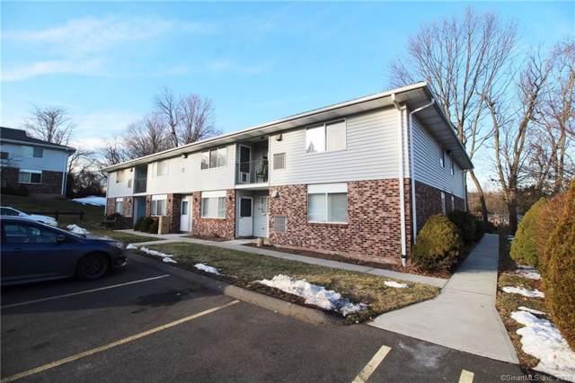 140 Thompson Street 24E, East Haven, CT 06513 (MLS #170267223) :: Coldwell Banker Premiere Realtors