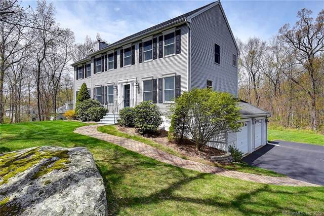38 Mountain Laurel Way, Portland, CT 06480 (MLS #170267251) :: The Higgins Group - The CT Home Finder