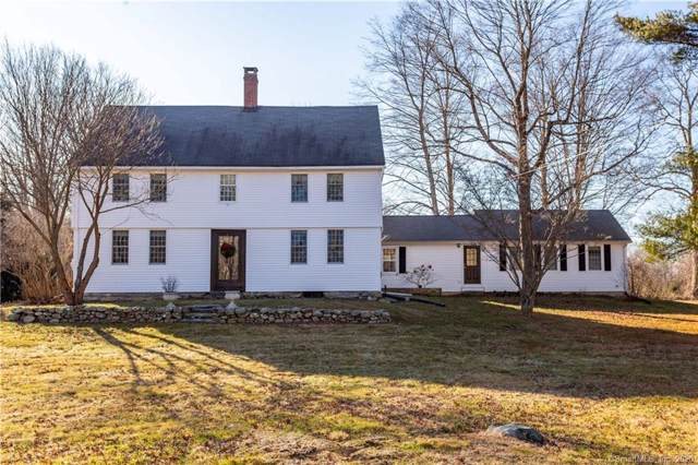 31 S Main Street, East Hampton, CT 06424 (MLS #170267253) :: The Higgins Group - The CT Home Finder