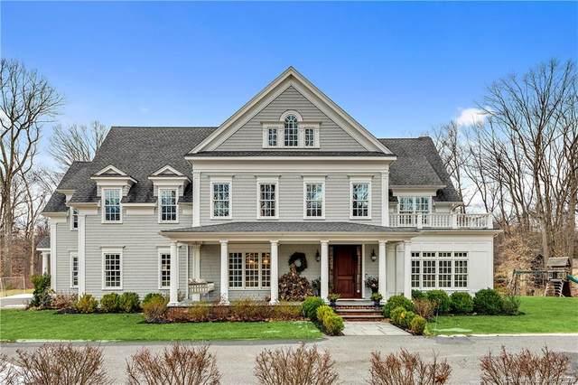 2 Pump Lane, Ridgefield, CT 06877 (MLS #170267344) :: The Higgins Group - The CT Home Finder