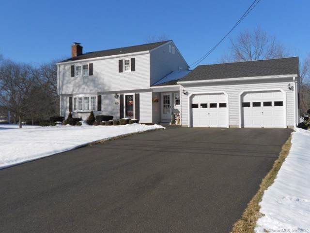 105 Cardinal Drive, Meriden, CT 06450 (MLS #170267346) :: Mark Boyland Real Estate Team