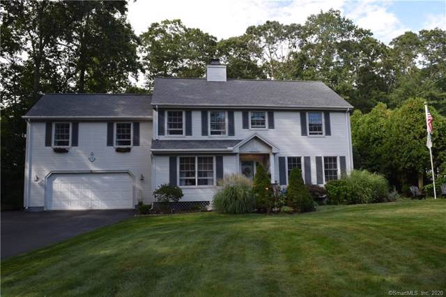 42 Whitehall Lane, Groton, CT 06355 (MLS #170267380) :: Anytime Realty