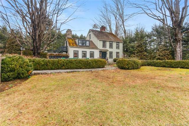 1177 Hillside Road, Fairfield, CT 06824 (MLS #170267450) :: The Higgins Group - The CT Home Finder