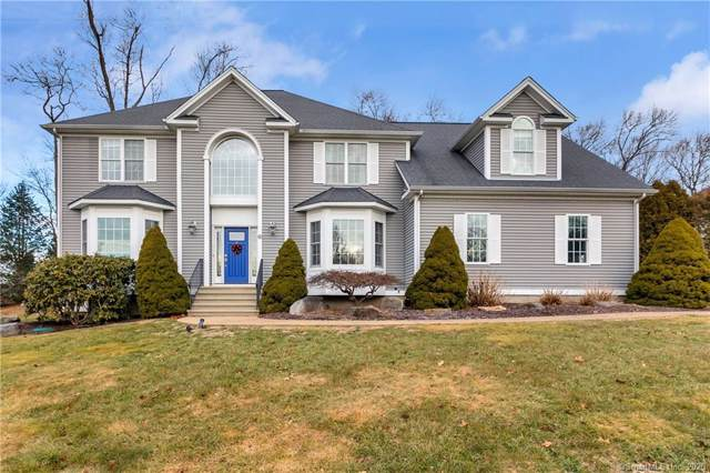52 Wesley Drive, Shelton, CT 06484 (MLS #170267493) :: Spectrum Real Estate Consultants