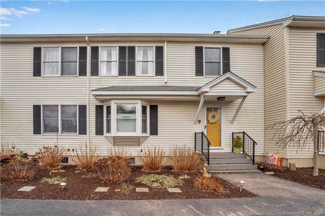 4 Castle Meadow Drive #4, Stonington, CT 06379 (MLS #170267496) :: Anytime Realty