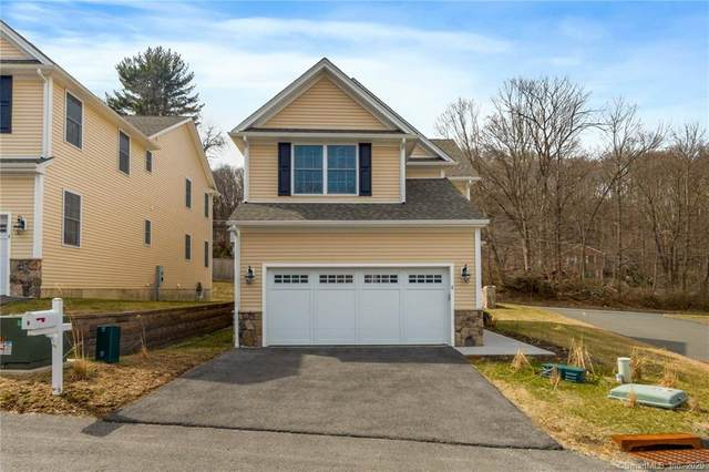 8 Forest Way #8, Bethel, CT 06801 (MLS #170267590) :: The Higgins Group - The CT Home Finder