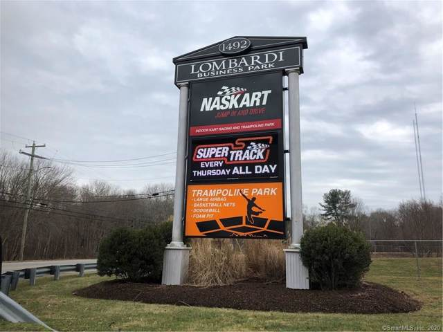 25 Sachatello Industrial (Lot 16) Drive, Montville, CT 06370 (MLS #170267611) :: Michael & Associates Premium Properties | MAPP TEAM