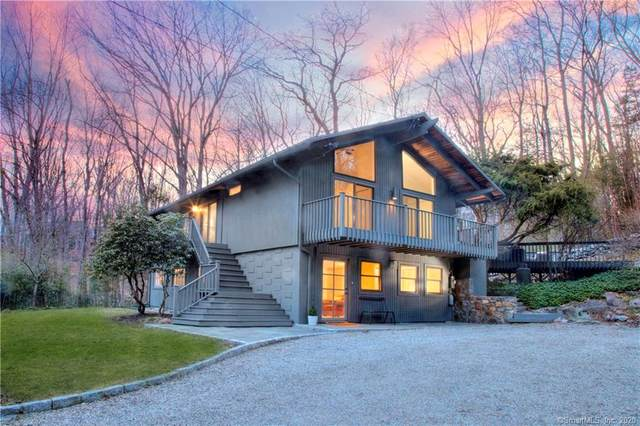 76 Davis Hill Road, Weston, CT 06883 (MLS #170267631) :: The Higgins Group - The CT Home Finder