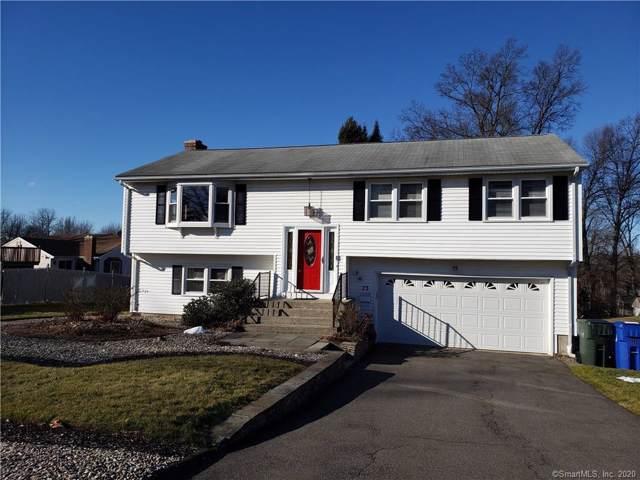 73 Magnolia Street, Newington, CT 06111 (MLS #170267633) :: Michael & Associates Premium Properties | MAPP TEAM