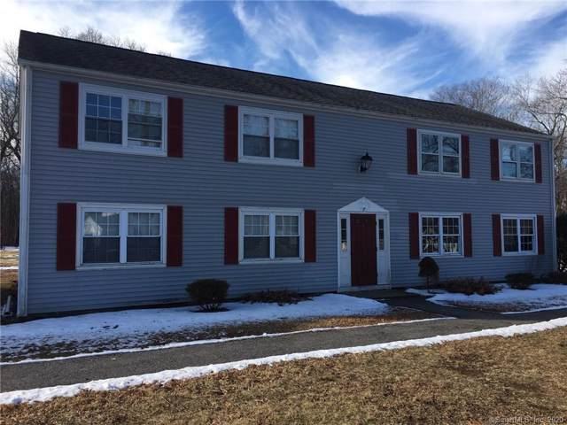 120 Gallup Hill Road 7D, Ledyard, CT 06339 (MLS #170267659) :: Anytime Realty