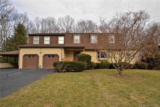 44 Greenwood Circle, Seymour, CT 06483 (MLS #170267748) :: The Higgins Group - The CT Home Finder
