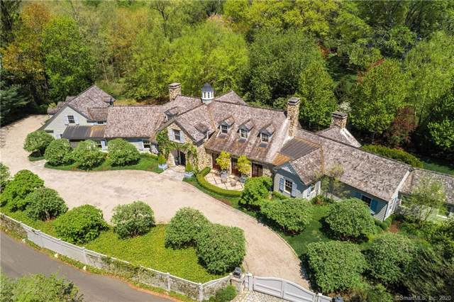 1 Hobart Drive, Greenwich, CT 06831 (MLS #170267776) :: The Higgins Group - The CT Home Finder