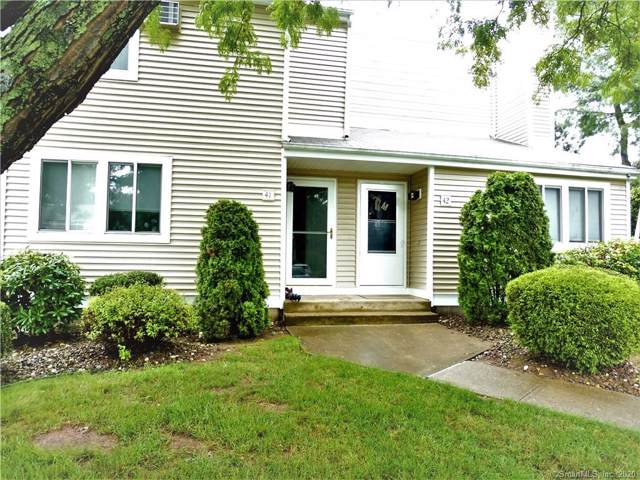 60 Old Town Road #41, Vernon, CT 06066 (MLS #170267872) :: The Higgins Group - The CT Home Finder