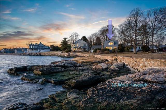 15 W Haycock Point Road, Branford, CT 06405 (MLS #170267963) :: The Higgins Group - The CT Home Finder
