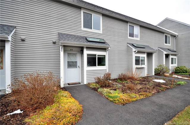 44 Hilltop Drive #44, Simsbury, CT 06089 (MLS #170267995) :: The Higgins Group - The CT Home Finder