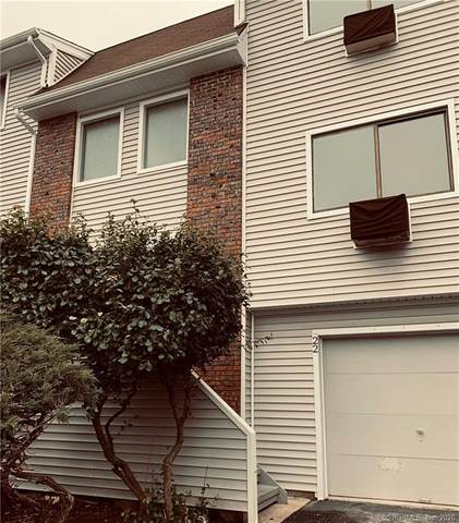 60 Alvord Lane #22, Stamford, CT 06902 (MLS #170268249) :: The Higgins Group - The CT Home Finder