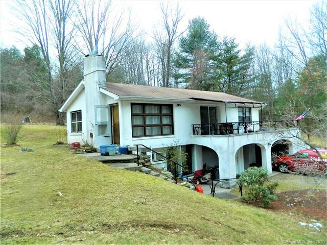 118 Fabyan Woodstock Road, Thompson, CT 06255 (MLS #170268394) :: The Higgins Group - The CT Home Finder