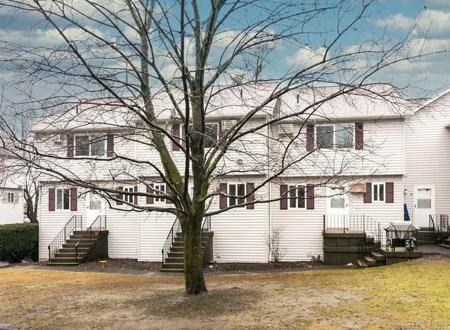 120 Triangle Street #7, Danbury, CT 06810 (MLS #170268573) :: Michael & Associates Premium Properties | MAPP TEAM