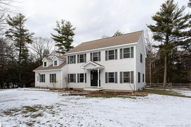 454 Platt Hill Road, Winchester, CT 06098 (MLS #170268575) :: Mark Boyland Real Estate Team