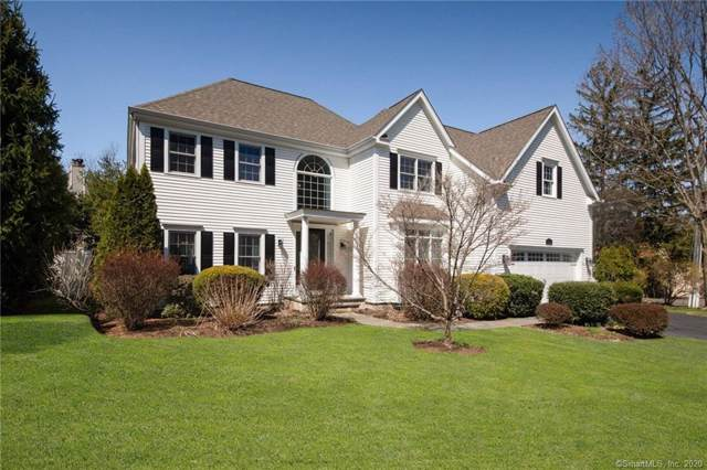 1 Silvermine Way, Norwalk, CT 06850 (MLS #170268577) :: The Higgins Group - The CT Home Finder