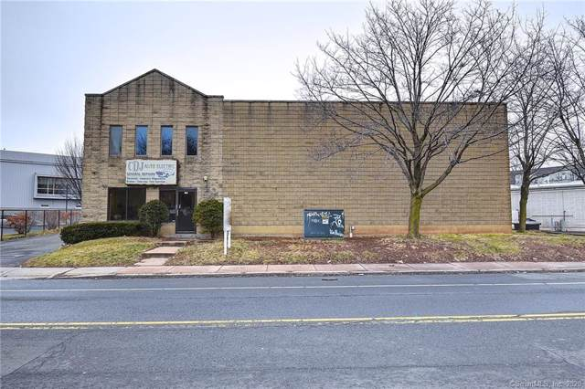 1795 Broad Street, Hartford, CT 06114 (MLS #170268600) :: The Higgins Group - The CT Home Finder