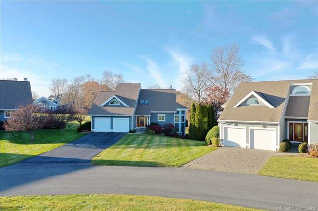 8 Linden Shores #8, Branford, CT 06405 (MLS #170268781) :: Carbutti & Co Realtors
