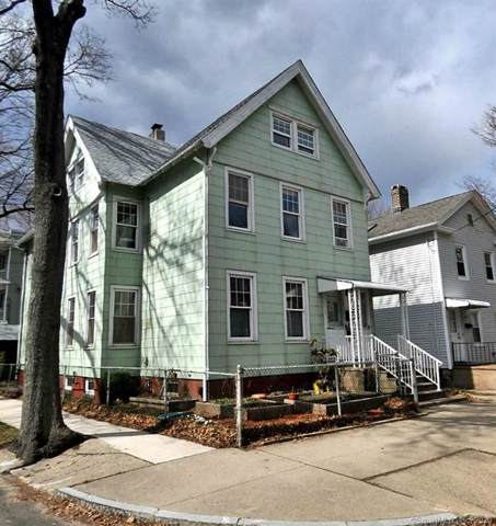 160 Nicoll Street, New Haven, CT 06511 (MLS #170268785) :: The Higgins Group - The CT Home Finder